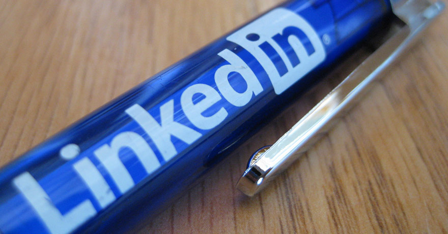 Image of LinkedIn pen