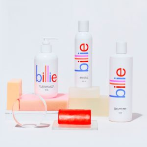 Photo of Billie product lineup